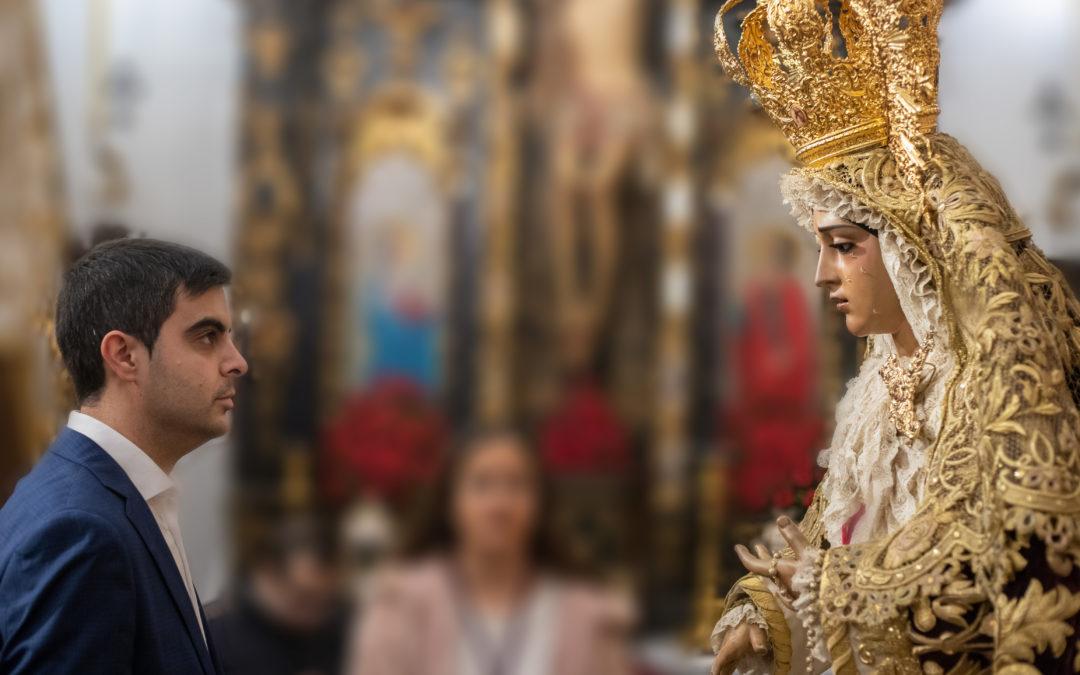 """Se cumplen 10 años del estreno de la marcha procesional """"La Caridad del Arenal"""""""